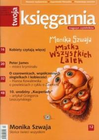 Twoja Księgarnia 4(12)/2011 - okładka książki