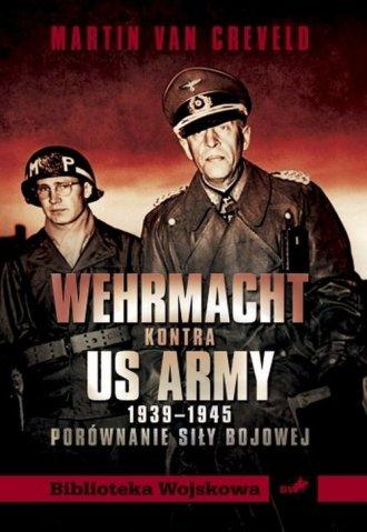 Wermacht kontra US Army - okładka książki