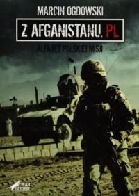 Z Afganistanu - okładka książki