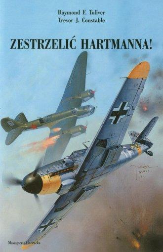 Zestrzelić Hartmanna - okładka książki