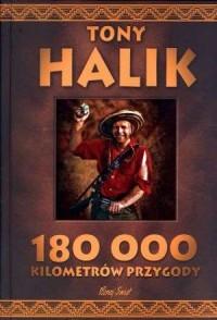 180 000 kilometrów przygody - okładka książki