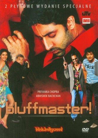 Bluffmaster. Deluxe (2 DVD) - okładka filmu