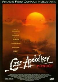 Czas Apokalipsy (DVD) - okładka filmu