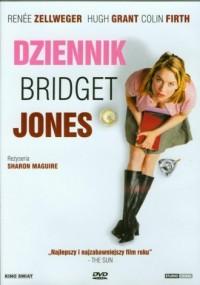 Dziennik Bridget Jones (DVD) - okładka filmu