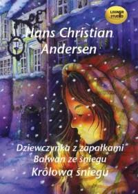 Dziewczynka z zapałkami (CD) - pudełko audiobooku