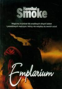 Emplarium - okładka książki