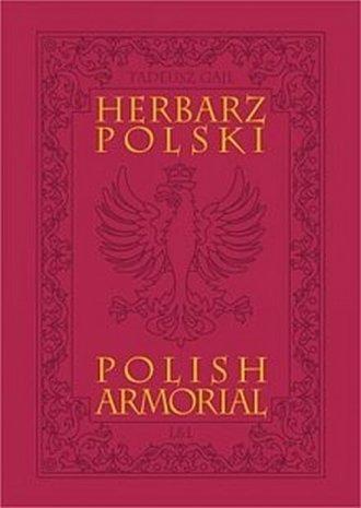 Herbarz polski - okładka książki