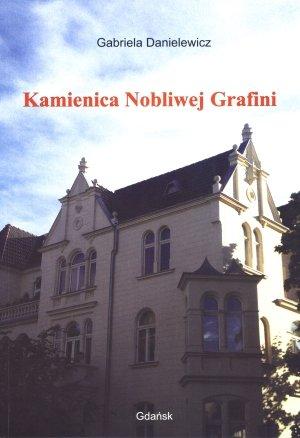 Kamienica Nobliwej Grafini - okładka książki