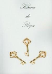 Klucze do Boga - okładka książki