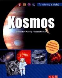 Kosmos. To wiemy dzisiaj - okładka książki