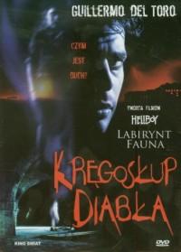 Kręgosłup diabła (DVD) - okładka filmu