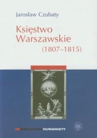 Księstwo Warszawskie - okładka książki