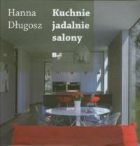 Kuchnie, jadalnie, salony - okładka książki