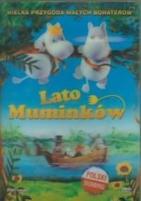 Lato Muminków (DVD) - Minna Karvonen - okładka filmu