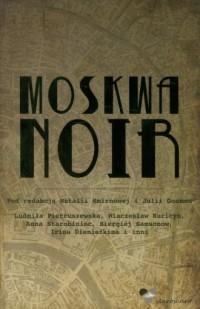 Moskwa Noir - okładka książki