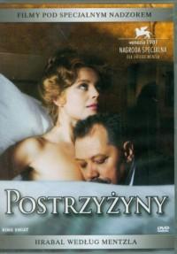 Postrzyżyny (DVD) - okładka filmu