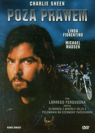 Poza prawem (DVD) - okładka filmu