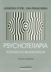 Psychoterapia poznawczo-behawioralna - okładka książki