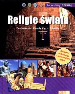 Religie świata. To wiemy dzisiaj - okładka książki