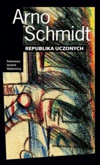 Republika uczonych - okładka książki