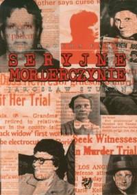 Seryjne morderczynie - okładka książki