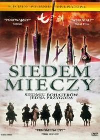 Siedem mieczy (DVD) - okładka filmu