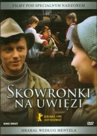 Skowronki na uwięzi (DVD) - okładka filmu