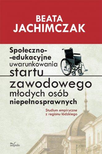 Społeczno-edukacyjne uwarunkowania - okładka książki