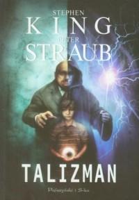 Talizman - okładka książki