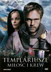 Templariusze. Miłość i krew (DVD) - okładka filmu