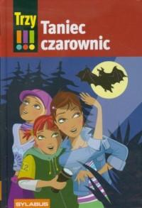 Trzy!!! Taniec czarownic - okładka książki