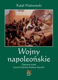 Wojny napoleońskie. Tom 1 - okładka książki