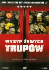 Wysyp żywych trupów (DVD) - okładka filmu