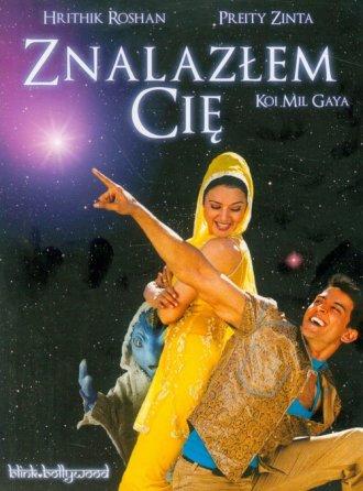 Znalazłem Cię (DVD) - okładka filmu