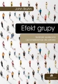 Efekt grupy - okładka książki