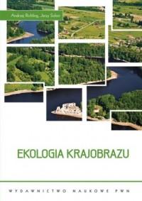 Ekologia krajobrazu - okładka książki
