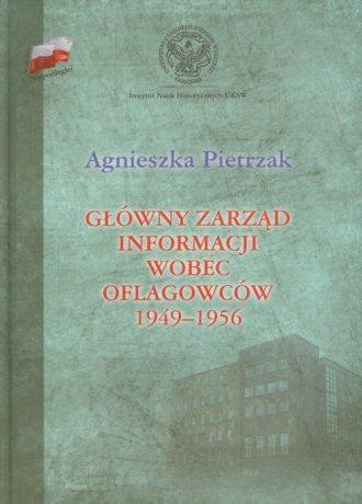 Główny zarząd informacji wobec - okładka książki