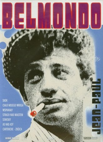 Jean-Paul Belmondo. Kolekcja 7 - okładka filmu