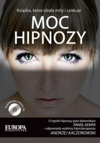 Moc hipnozy - okładka książki