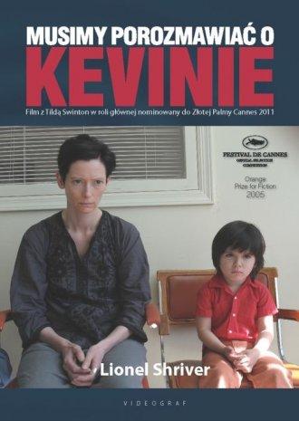 Musimy porozmawiać o Kevinie - okładka książki