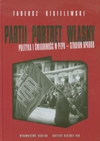 Partii portret własny - okładka książki
