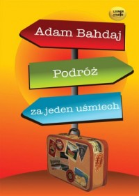 Podróż za jeden uśmiech (CD) - pudełko audiobooku