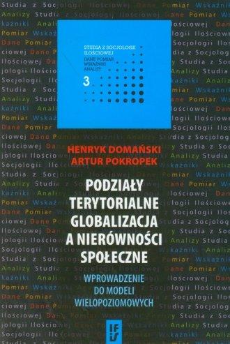 Podziały terytorialne, globalizacja - okładka książki