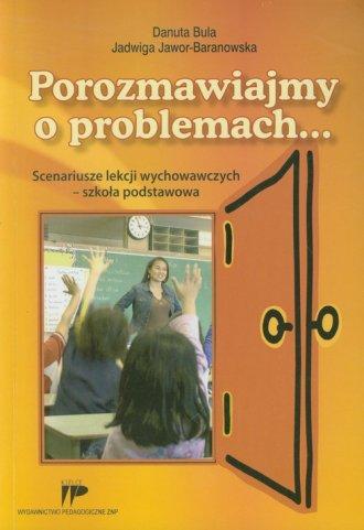 Porozmawiajmy o problemach... - okładka książki