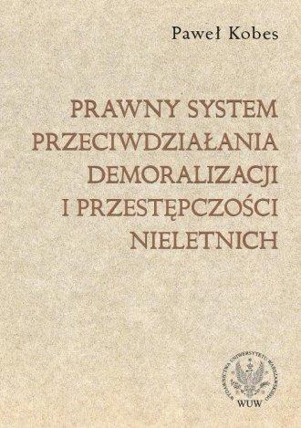 Prawny system przeciwdziałania - okładka książki