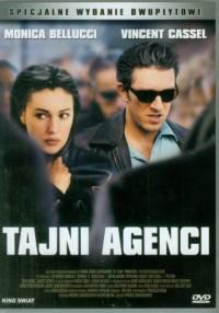 Tajni agenci (DVD) - okładka filmu