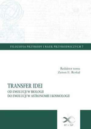 Transfer idei. Od ewolucji w biologii - okładka książki