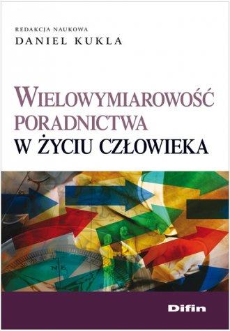Wielowymiarowość poradnictwa w - okładka książki