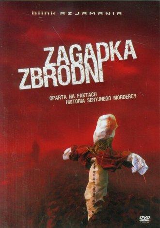 Zagadka zbrodni (DVD) - okładka filmu