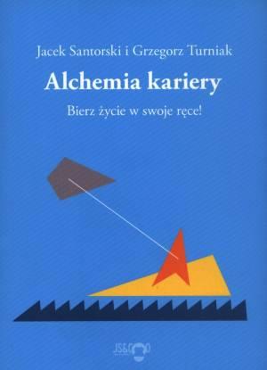Alchemia kariery - okładka książki